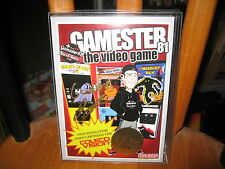 Gamester 81 The Video Game Las Vegas CGE2014 Limited Edition Signed ColecoVision