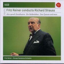 Fritz Reiner Conducts Richard Strauss  Music-Good Condition