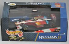 MATTEL HOT WHEELS 24625 WILLIAMS FW21 F1 model car CASTROL  RALF Schumacher 1:43
