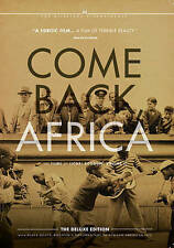 COME BACK, AFRICA - THE FILMS OF