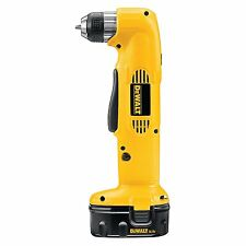 "DeWALT DW966 14.4v Cordless 3/8"" Right Angle Drill/Driver, 3/8"" NEW"