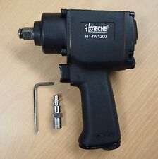 "1/2"" Dr. Mini Compact Air Impact Wrench Max Torque 383ft/lb"