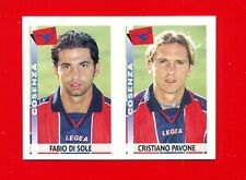 CALCIATORI Panini 2000-2001 - Figurina-sticker n. 480 - COSENZA -New