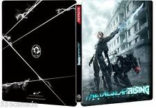 BRAND NEW - Metal Gear Solid Rising Revengeance Steelbook Steel Book G2 V 5 3 4