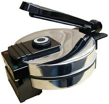 Saachi SA1650 Electric Non-Stick Roti Chapati Flat Bread Wraps/Tortilla Maker...