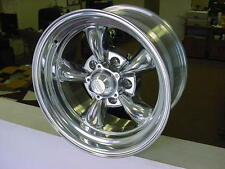 "AMERICAN RACING TORQ THRUST 2 ""515' 15 X 6 FORD CHEVELLE GM MOPAR WHEELS"