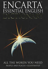 Encarta Essential English Dictionary: All the Words You Need (Encarta), 07475591
