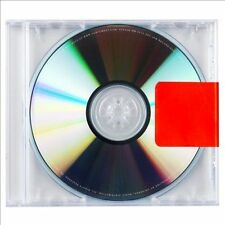 Kanye West: Yeezus [Explicit] Explicit Lyrics Audio CD