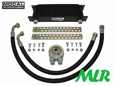 BMW 1602 2002 E21 E30 3 SERIES 323 325i 13 16 19 ROW MOCAL OIL COOLER KIT MLR.SI