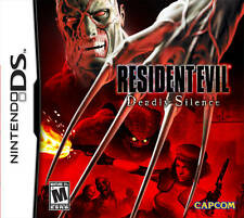 Resident Evil: Deadly Silence NDS New Nintendo DS