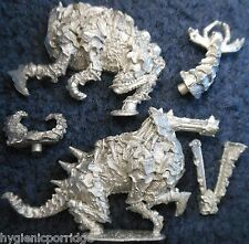 1996 Epic Tyranid Dominatrice 2 Games Workshop WARHAMMER Synapse creatura 6mm 40k