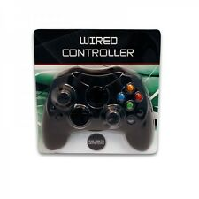 Brand New Wired Controller for the Original Microsoft Xbox - BLACK
