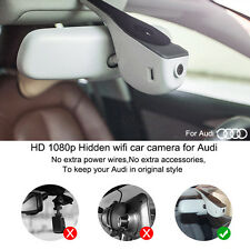 Hidden WIFI HD 1080P 12V Car Dash Cam DVR 4 Audi A1/A4L/A5/A6L/A7/Q3/Q5(Bf 13y)