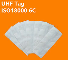 10pcs ISO18000 6C EPC Gen2 Vehicle Windshield UHF RFID tag for Car Parking
