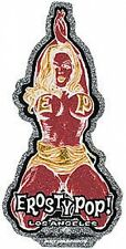 Erosty Pop! Girl Sticker Decal Rockin Jelly Bean R7Red