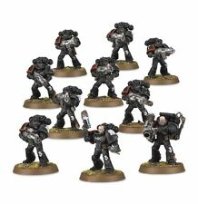 Warhammer 40k Space Marine 10 man Tactical Squad **NoS**