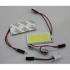 2 x new White 36-COB LED Panel HID Bulb Car Vehicle Interior Map Dome Door Light