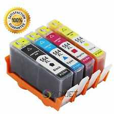 4 Pack Ink Cartridge For HP 564XL Black/Color PhotoSmart 7510 7520 7525 Printer