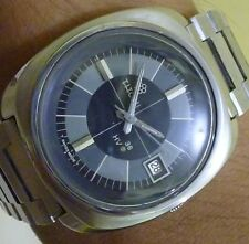 Rare Vintage Men TITONI Automatic Wrist Watch, Swiss Made, HV 36 Rotormatic