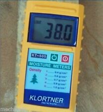 TK505 Digital Inductive Wood Moisture Meter Redwood Timber Range 0~100% US1