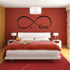 Removable Love Wall Stickers Art Vinyl Quote Decal Mural Home Bedroom Decoration