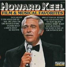 Howard Keel Film & musical favorites (15 tracks) [CD]