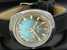 VINTAGE RICOH AUTOMATICO R31 GIAPPONE UOMO DAY / DATE WATCH lot868-a54208