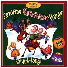 Favorite Christmas Songs Sing-A-Long, Various Artists, Excellent
