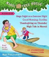Magic Tree House Collection Vol. 7 : Stage Fright on a Summer Night; Good...