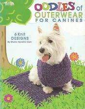 Oodles of Outerwear for Canines Knitting Instruction Patterns Dog Sweaters Knit