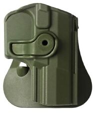 Z1420 IMI Defense Green Right Hand Roto Holster for Walther M2, Navy SD, P99Q