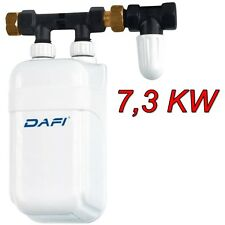 7,3 KW DAFI IN-LINE UNDER SINK WATER HEATER TANKLESS ELECTRIC BOILER HOT WATER