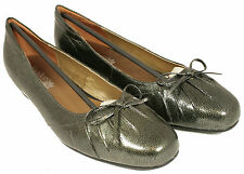Ladies' Slip On Shoes Padders Adore Pewter UK Size 7 (EU Size 41)