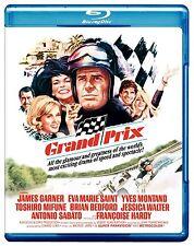 GRAND PRIX (James Garner)   -  Blu Ray - Sealed Region free