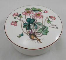 Villeroy & and Boch BOTANICA large trinket pot - Oxalis Acetosella
