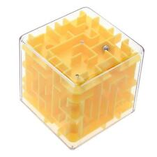 Creative Magical 3d Maze Magic Cube Labyrinth Rolling Brain Teasers Puzzle Toys