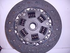 "Mahindra 2810 Iseki TA255f White field Boss 31 tractor clutch 9"" 13 spline disc"