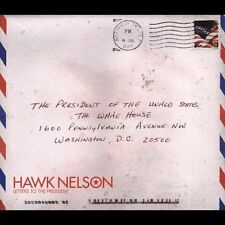 Letters to the President Hawk Nelson Audio CD