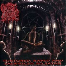 "Divine Pustulence ""Tortured Raped And Sacrificed To Satan"" CD [US SERIAL DEATH]"