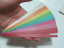 1000 Sheets Pearl Pastel Star Folding origami paper Star lucky wish Star paper