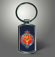 Welsh Guards Keyring / Key Chain + Gift Box