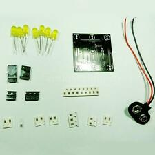 Electronic DIY Kit Interesting Random LED Touch Dice Learning Set PCB Board 4NW3
