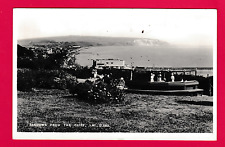 Dated 1939. Sandown from the Cliff., Isle of wight