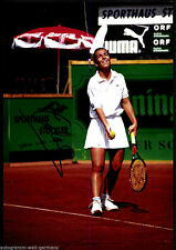 Gala Leon Garcia Top GF ORIG. Sign. TENNIS + G 5742