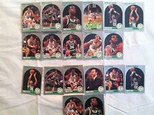 1990 NBA hoops cards, sport cards, basketball cards, Boston Celtics