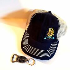 Bell's Brewing Craft Beer Trucker Hat Baseball Cap and Key Chain Bottle Opener