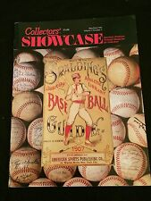 COLLECTOR'S SHOWCASE MAY 1985 F+ Condition