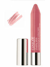 Clinique Chubby Stick ♡ MIGHTY MIMOSA ♡ FULL SIZE BOXED Soft Pink Lipgloss Balm
