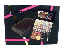 Active Cosmetics Glamour Face Folio 65 Makeup Compact (face lip eye) Gift Set