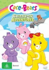 BRAND NEW SEALED Care Bears - Grizzle-ly Adventures (DVD)